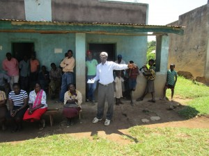 The Water Project : kenya4453-11ematoyi-market-community-education-recap