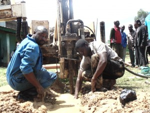 The Water Project : kenya4453-16-ematoyi-community-drilling
