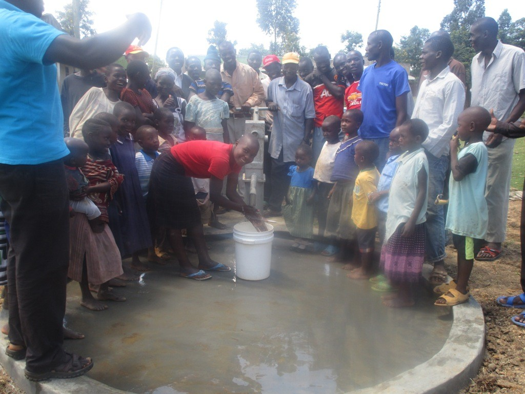 Photo of Ematoyi Market New Well Project