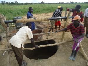 The Water Project : uganda687-03-excavation