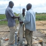 The Water Project: Jeeja I B Hand Dug Well -