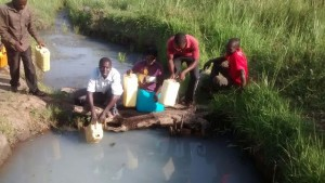 The Water Project : uganda688-01-previous-water-source