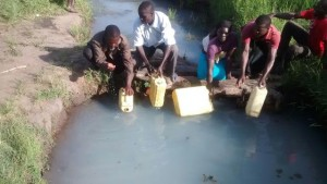 The Water Project : uganda688-02-previous-water-source