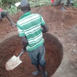 The Water Project: Kanyogoga Tucunge Uzima Hand Dug Well Project -