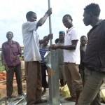 The Water Project: Nkwenda I Obiya Chobo Hand Dug Well Project -