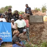 The Water Project: Kithuani Self Help Group Shallow Well -