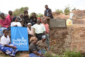The Water Project : kenya4315-14-dedication