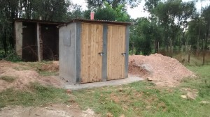 The Water Project : kenya4326-109-new-latrines