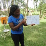 The Water Project: Ebumwende Community Well Rehabilitation Project -  Training