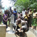 The Water Project: Sawawa Community Well Rehabilitation -