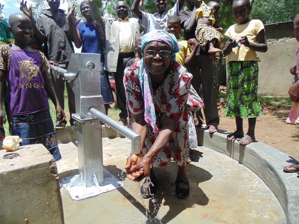 Photo of Sawawa Community Well Rehabilitation