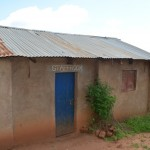 The Water Project: Kikumini Primary School Rainwater Harvesting Tank Project -