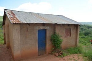 The Water Project : kenya4395-08-school-compound