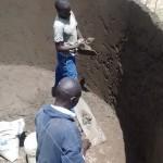 The Water Project: Ebwambwa Primary School Rainwater Harvesting and Latrine Project -