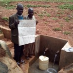 The Water Project: Khumikoche Community, Wabukhi Spring -