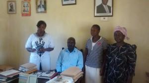 The Water Project : kenya4419-02-village-leaders