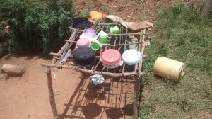 The Water Project:  Dish Racks
