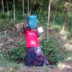The Water Project: Ijinha Community, Emuyokha Spring -