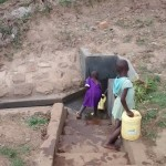 The Water Project: Naman Kulundu Spring Protection Project -