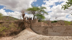 The Water Project : kenya4389-24-completed-dam