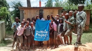 The Water Project : kenya4404-41-completed-latrines
