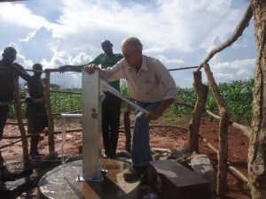 The Water Project : uganda6061-18-pump-installation