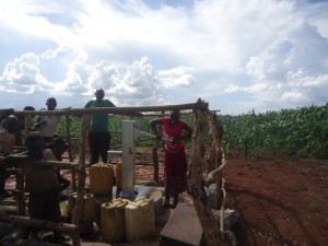 The Water Project : uganda6061-23-clean-water
