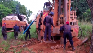 The Water Project : uganda696-07-drilling