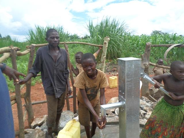 Photo of Lamvorongur Odwogo Hand Dug Well Project
