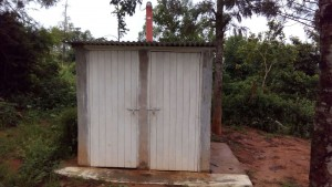 The Water Project : kenya4325-15-finished-latrines