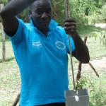 The Water Project: Ebumwende Community Well Rehabilitation Project -  Rods
