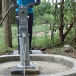 The Water Project: Ebumwende Community Well Rehabilitation Project -  Clean Water
