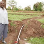 The Water Project: Itoo Self-Help Group Shallow Well Project -  Irrigation