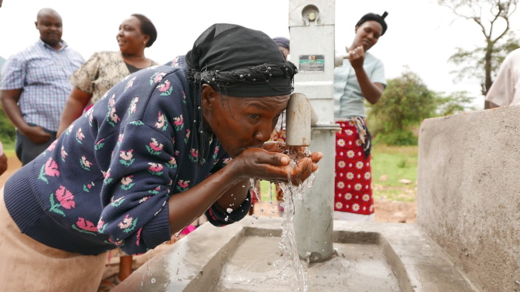 Photo of Itoo Self-Help Group Shallow Well Project