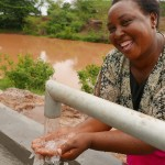 The Water Project: Itoo Self-Help Group Shallow Well Project -  Clean Water