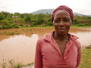 The Water Project:  Woman