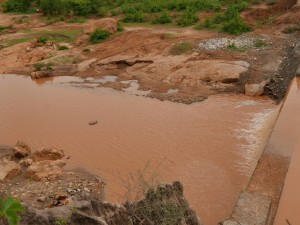 The Water Project : kenya4388-03-sand-dam