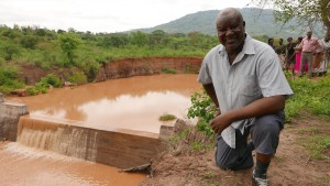 The Water Project : kenya4388-08-sand-dam
