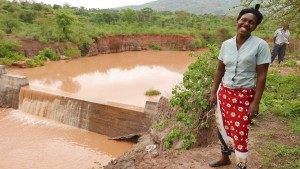 The Water Project : kenya4388-09-sand-dam