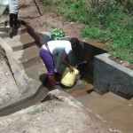 The Water Project: Ilesi Community, Shamwama Spring -