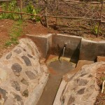 The Water Project: Khumikoche Community, Angango Spring -