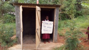 The Water Project : kenya4441-15-complete-latrine