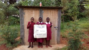 The Water Project : kenya4441-16-complete-latrine