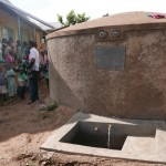 The Water Project: Emung'abo Primary School Rainwater Harvesting and VIP Latrines -