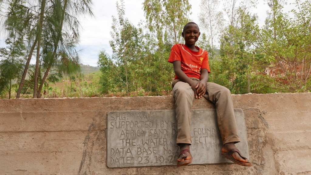 Photo of Yavili Self-Help Group Sand Dam Project