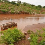 The Water Project: Kyeni Kya Thwake Community A -