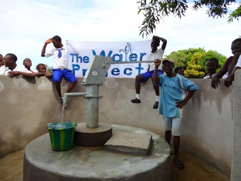 Photo of Royema Missionary Church Secondary School Well Rehabilitation