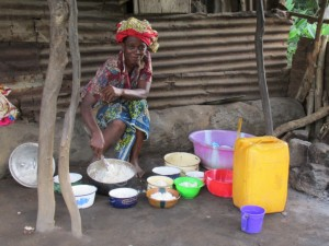 The Water Project : sierraleone5076-29-cooking-for-team