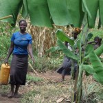 The Water Project: Nyakatiti Rwamudopyo Hand Dug Well -
