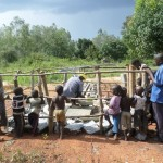 The Water Project: Siriba Kitereke Hand Dug Well Project -